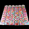 20pcs Girls Hairpin Mixed Assorted Baby Kid Children Pin Cartoon Hair Clips W4I2