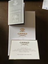 Creed Aventus + Aventus Cologne + Box