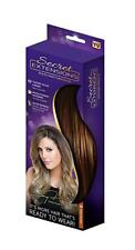 Secret Extensions - Hair Extensions by Daisy Fuentes, Medium Red Brown 06 Color