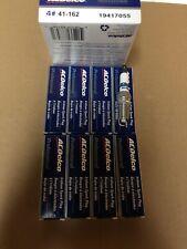 8pc Oem Spark Plugs Genuine Gm Acdelco 41162 Iridium 19417055