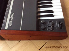 Seitenpaneele für Roland Juno-106, -MKB-200, -Jupiter Kiwi-06 aus Meranti