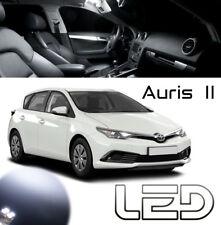 Toyota Auris 2 - 7 Light Bulbs LED Interior Ceiling Cabin Trunk Mirror