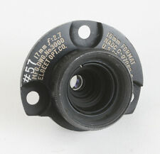 17MM 17/2.7 ELGEET, PROBABLY FOR A 16MM STRIKE CAMERA/177132