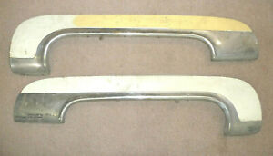 Vintage Cadillac Series 60 Special Fleetwood Fender Skirts