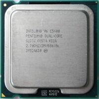 Lot of 100 Intel Pentium E5400 2.7GHz Dual-Core (AT80571PG0682ML) SLGTK
