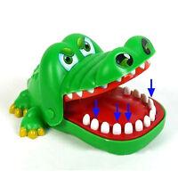 Crocodile Big Mouth Funny Dentist Bite Finger Game Kids Toys Random Color