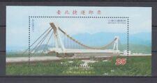 Railway - Locomotives Taiwan Block 87 (MNH)