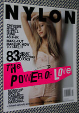 NYLON Magazine, CHRISSIE HYNDE, MICK ROCK, Solange, Richard Ashcroft, Anna Sui