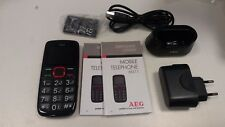 AEG Voxtel M311 - Mobile Phone with SOS key