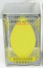 Loreal Paris Blend Artist Infallible Contour Blender Sponge Yellow 103 {2 Pack}