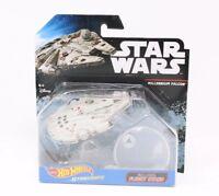 Star Wars Die Cast - Hot Wheels Starships- Millennium Falcon