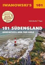 101 Südengland - Reiseführer von Iwanowski - Lilly Nielitz-Hart / Simon Hart