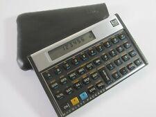 HP 16C Computer Scientist Vintage Calculator w/ Case