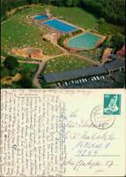 Ansichtskarte Itzehoe Luftbild Schwimmbad 1976