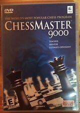 ChessMaster 9000 (DVD-ROM, 2004)