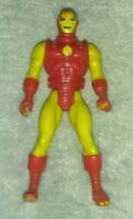 1984 Vintage Marvel Secret Wars Iron Man Action Figure