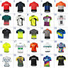 Mens Cycling Short Sleeve Jersey Team MTB Cycling Jersey  bicycle Jerseys