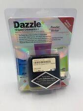 Dazzle Hi-Speed USB 2.0 Universal 8 in 1 Reader Writer DM-22000