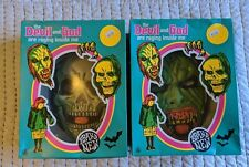 Brand New Band Devil And God Masks Limited Release Collectors Item Rare