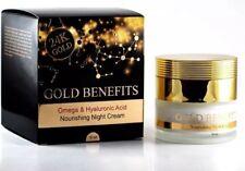 Sea of Spa 24k Gold Nourishing Night Cream With Gold Benefits Exp 09/2021 50ml