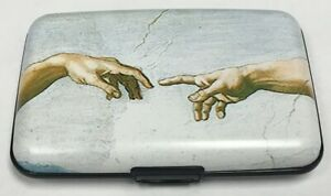 Creation of Adam RFID Secure Data Theft Protection Credit Card Armored Wallet
