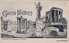 """# TIVOLI: TEMPIO DELLA SIBILIA """"CORDA FRATES"""" 1° CONGR. - RICORDO CONSOLATO ROMA"""