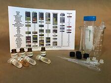 Test Kit (Liebermann/Robadope tests) for reagent testing.
