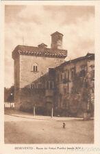 BENEVENTO - Rocca dei Rettori Pontifici (sec. XIV)
