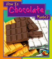 How Is Chocolate Made (How Are Things Made)-ExLibrary