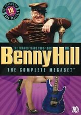 Benny Hill: The Thames Years 1969-1989 - The Complete Megaset (DVD, 2012,...