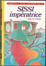 Sissi impératrice Odette Ferry