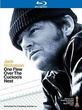 One Flew Over the Cuckoos Nest (Blu-ray Disc, 2010, Ultimate Collectors Edition)