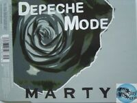 DEPECHE MODE martyr CD MAXI