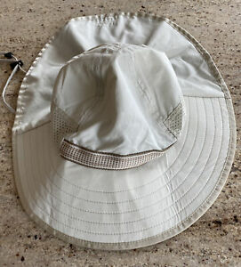 Sunday Afternoons Adventure Hat - Size Medium Sand/Black
