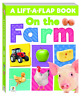 LIFT-A-FLAP: ON THE FARM BOOK NUOVO