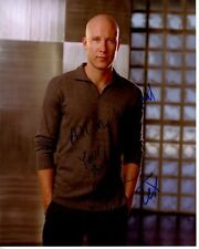 MICHAEL ROSENBAUM signed autographed SMALLVILLE LEX LUTHOR photo