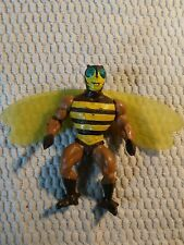 Vintage He-man Buzzoff Action Figure As Is Condition