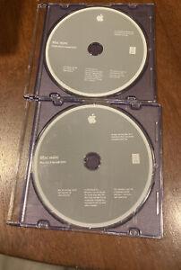 Apple MacBook Pro Mac iMac OS X 10.5.6 Install DVD & Applications DVD