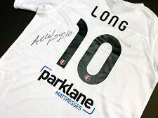 Nike NWSL Portland Thorns ALLIE LONG Signed Soccer Jersey Autographed USWNT USA