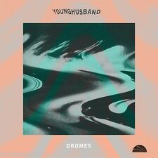 Young Husband Dromes White Vinyl signed