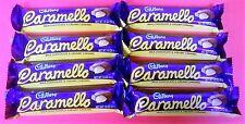 Caramello 8ct Candy Bar Set FREE THERMAL SHIPPING