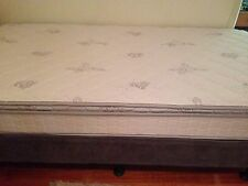 Single Bed Mattress and Base Regal Sleep Solutions-FANTASTIC CONDITION(AS NEW)