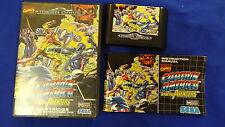<< Sega Mega Drive capitán américa juegos >>