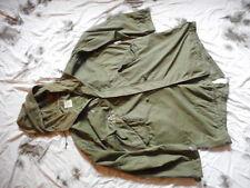 GENUINE 1972 US M65 M1965 USARMY FISHTAIL PARKA & hood ORIGINAL MOD SCOOTER