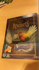The Rescuers Blu-ray Steelbook | UK exclusive | NEW OOP RARE Disney Limited