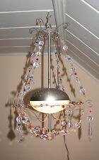 """Magnifique Lustre """"Princesse"""" IKEA Luminaire scintillant suspension enfant Fille"""