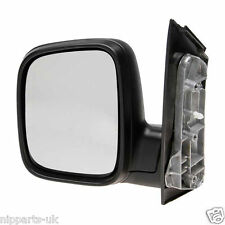 VW CADDY 2004-2010 MANUAL  DOOR WING MIRROR LH LEFT PASSENGER SIDE N/S SIDE
