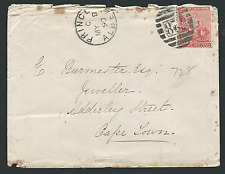 "CAPE OF GOOD HOPE: (14445) Prince Albert ""728"" BONC cancel/cover"