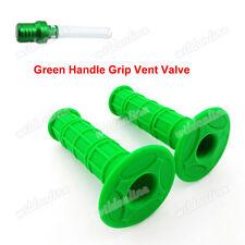 Green Handle Grip Vent Valve For Chinese XR CRF 50 70 KLX TTR SSR Pit Dirt Bike