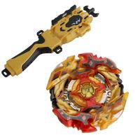 Burst CHO Z SPRIGGAN B-128 01 Rapidity Fight Launcher & Grip Set Toy Gifts